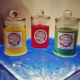 Hand Made Scented Candles
