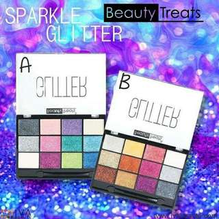 Beauty Treats Sparkle Glitter Pallete