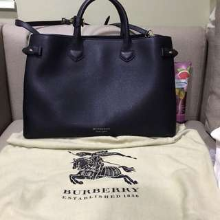 Authentic Burberry Bag (bought in London)