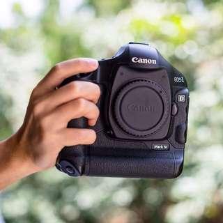 [RENT] Canon EOS 1DM4 Body