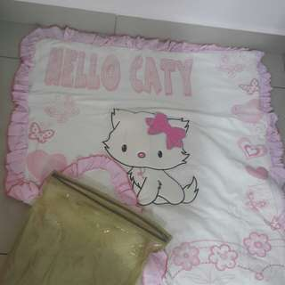 PRICE REDUCED! Brand new Hello Kitty Blanket
