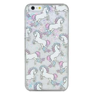Unicorn Glitter iPhone 6/s Phone Case