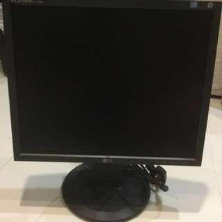 """LG Flatron L1950B 19"""" PC Monitor"""