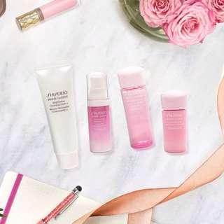 😍$8.80 CRAZY SALE!!! Shiseido White Lucent Kit