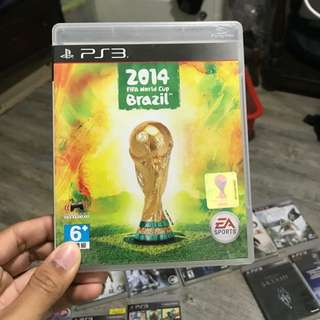 Brazil 🇧🇷 Fifa World cup 2014 (PS3)
