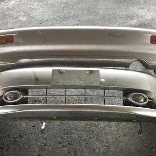 Honda stream RN1 RN3 front&rear bumper