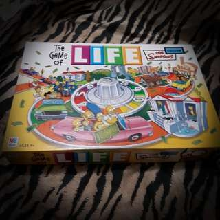 Game of life - Simpson edition