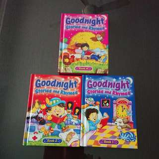 Good night Stories and Rhymes