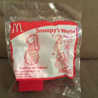 全新 麥當勞 MCDONALDS 史諾比 玩具