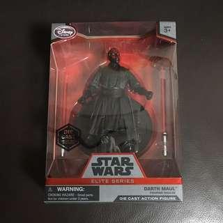 全新 Star Wars Elite Series Die Cast action figure Darth Maul 星球大戰 模型 玩具