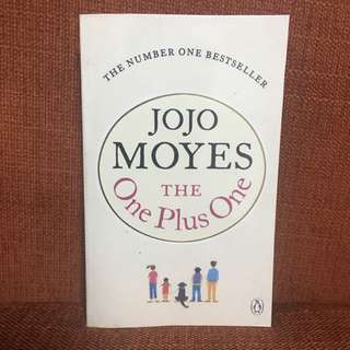 The One Plus One - Jojo Moyes