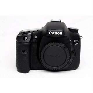 FOR RENT: Canon 7D Body