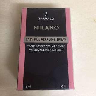 Travalo Milano Easy Fill Perfume Spray