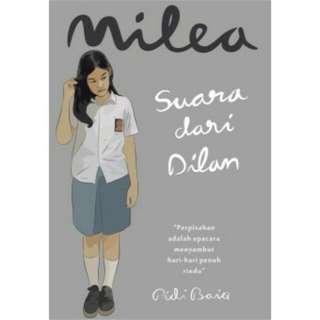 GRATIS Novel Milea