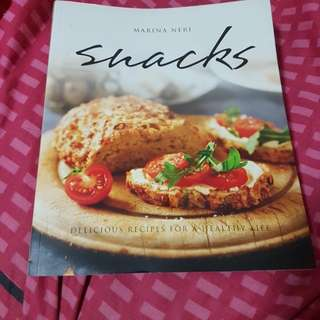 Snacks Cook Book