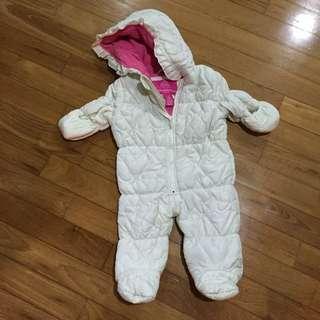 Baby's winter wear