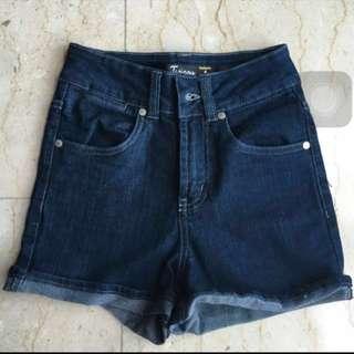 BN factorie twiggy denim shorts
