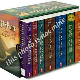EBOOK:HARRY POTTER SERIES (8BOOKS)