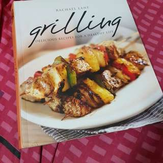 Grilling Cook Book