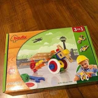 Aeroplane - building toy