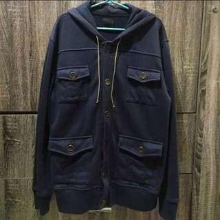 Penshope jacket hoodie(medium)