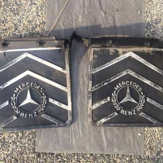 Mercedes Benz W123 Rear Mudflap