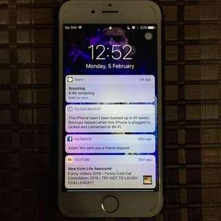 Spoil IPhone 6