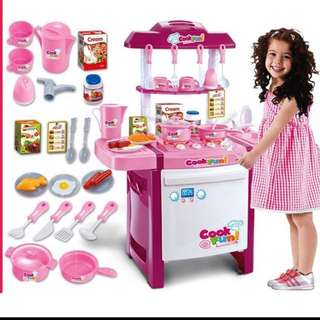 Kitchen Play Set - USED - $15 only