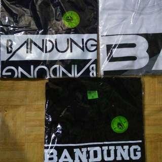Kaos Bandung original