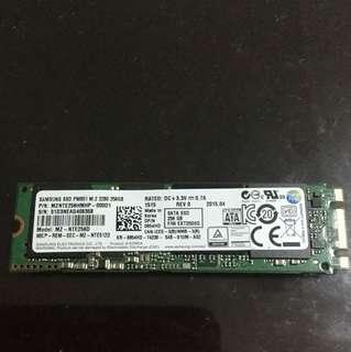 WTS: Samsung M.2 256gb SSD