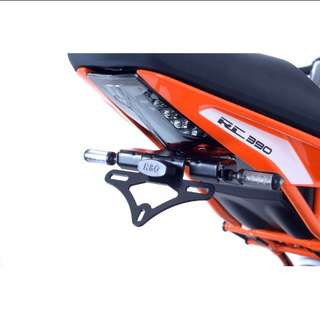 KTM RC 200/390 tail tidy R&G