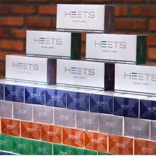 IQOS HEAT STICK -HEETS (korea)
