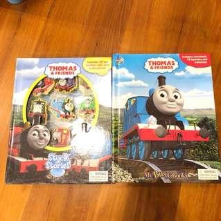 Thomas & Friends Books (X2)