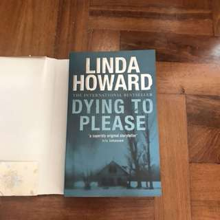 *Sales* Linda Howard Dying to Please