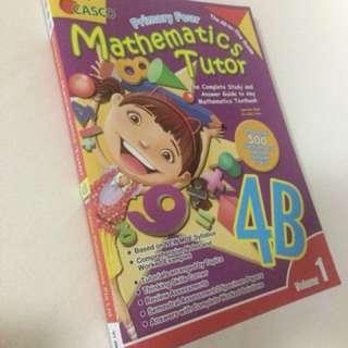 Mathematics practice book