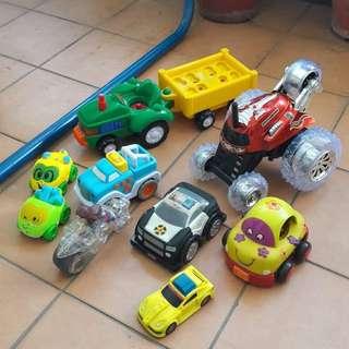 Toys | Mix Vehicles