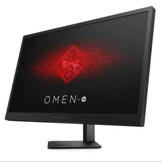 "HP Omen 25"" Gaming Monitor"