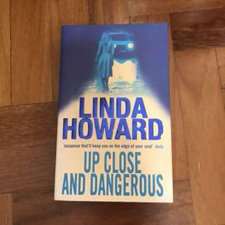 *Sales* Linda Howard Up Close and Dangerous