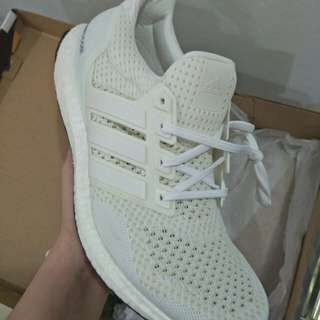 Ultra Boost 2.0 White