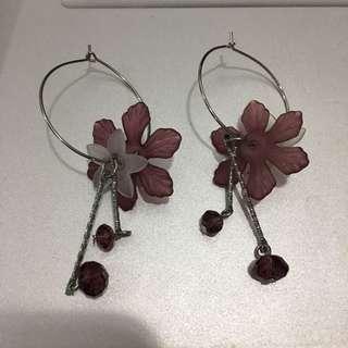 (Buy 1 Free 1) Flower Earring