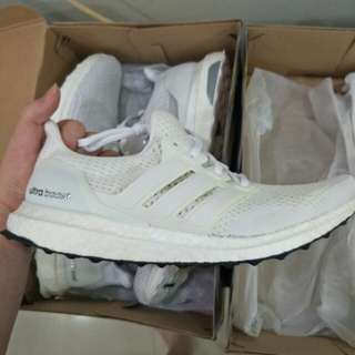 Ultraboost 2.0 3.0 White