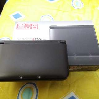 Nintendo 3DS XL, Used