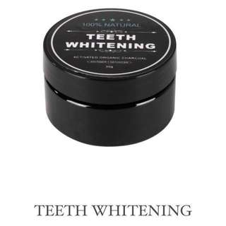 BUY 2-Get-1 FREE💗Teeth Whitening Charcoal Powder Premium