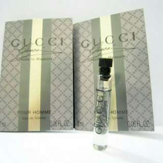 Gucci Made to Measure men - 2 ml