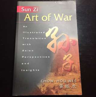 Sun Zi Art of War - Chow Hou Wee