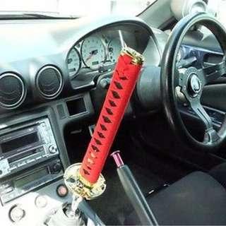 Samurai Sword Kantana Gear Knob Lever!