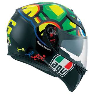 AGV K3 SV K3-SV Tartaruga SIZE MEDIUM/LARGE ONLY Full Face Motorbike Motorcycle Superbike Helmet