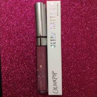Authentic Colourpop cosmetics