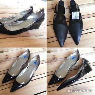 Semi heels shoes