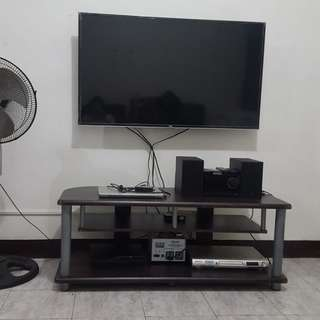 Malaysian wood tv stand free deliver Metromanila
